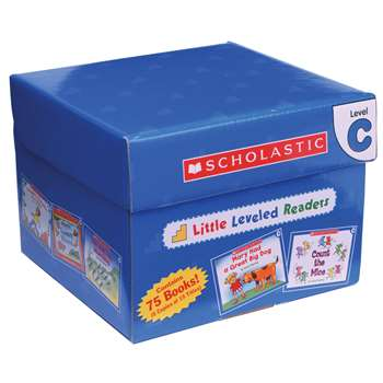 Little Level Reader Pack Set C By Scholastic Books Trade