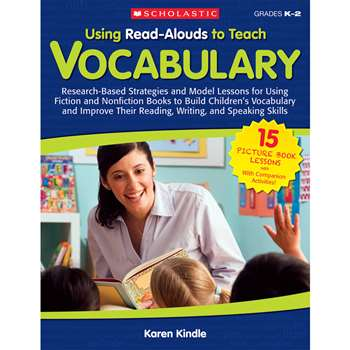 Using Read Alouds To Teach Vocabulary By Scholastic Books Trade