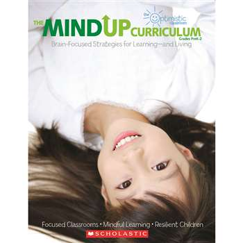 The Mindup Curriculum Gr Pk-2 By Scholastic Books Trade