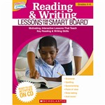 Reading & Writing Lessons Gr 4-6 For The Smart Board By Scholastic Books Trade