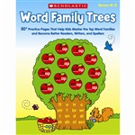 Word Family Trees By Scholastic Books Trade
