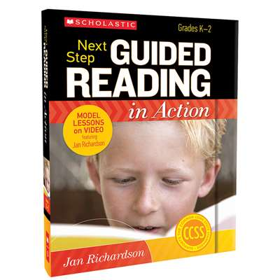 Next Step Guided Reading In Action Gr K-2 By Scholastic Teaching Resources