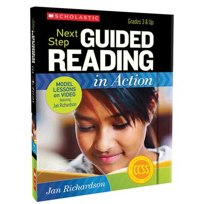 Next Step Guided Reading In Action Gr 3-6 By Scholastic Teaching Resources