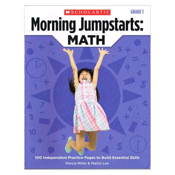 Morning Jumpstarts Math Gr 1 By Scholastic Teaching Resources