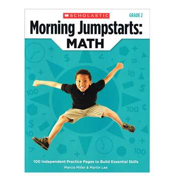 Morning Jumpstarts Math Gr 2 By Scholastic Teaching Resources