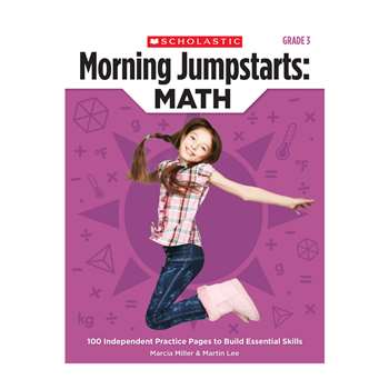 Morning Jumpstarts Math Gr 3 By Scholastic Teaching Resources