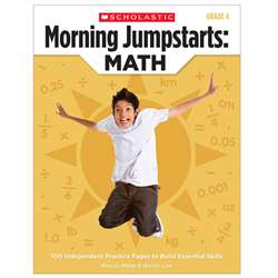 Morning Jumpstarts Math Gr 4 By Scholastic Teaching Resources