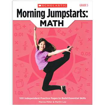 Morning Jumpstarts Math Gr 5 By Scholastic Teaching Resources