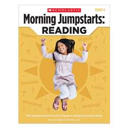 Morning Jumpstarts Reading Gr 4 By Scholastic Teaching Resources