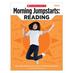 Morning Jumpstarts Reading Gr 6 By Scholastic Teaching Resources
