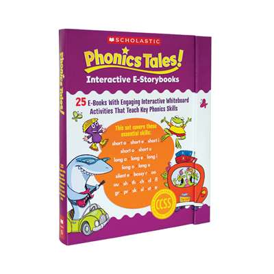 Phonics Tales Interactive E Storybooks By Scholastic Teaching Resources