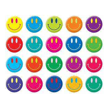 Shop Smiley Faces Stickers - Sc-563169 By Scholastic Teaching Resources