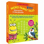 Word Family Tales Interactive E-Storybooks, SC-564706