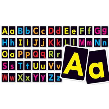 Shop Big Letters A-Z Bulletin Board - Sc-565366 By Scholastic Teaching Resources
