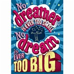 Shop No Dreamer Is Ever Pop Chart - Sc-565372 By Scholastic Teaching Resources
