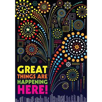 Shop Great Things Pop Chart - Sc-565379 By Scholastic Teaching Resources