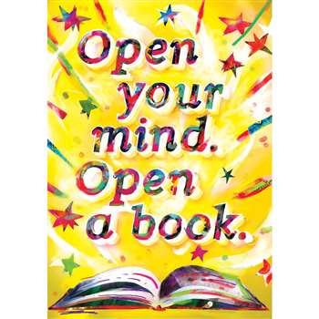 Shop Open Your Mind Pop Chart - Sc-565386 By Scholastic Teaching Resources