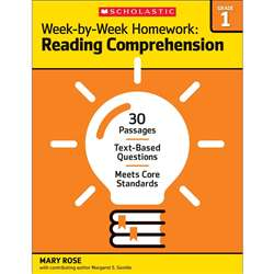 Homework Work Book Gr 1, SC-566885