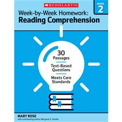 Homework Work Book Gr 2, SC-566886