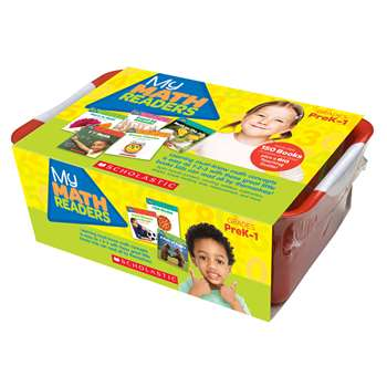 My Math Readers Classroom Tub, SC-579995
