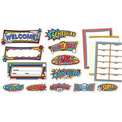 Pop Art Classroom Bb Set, SC-581918