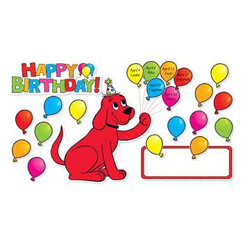 Clifford Birthday Bb Set, SC-581919