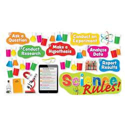 Science Rules Bb Set, SC-581920