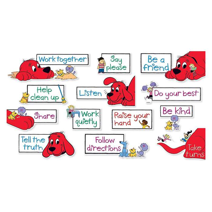 Clifford Class Rules Mini Bb Set, SC-581925