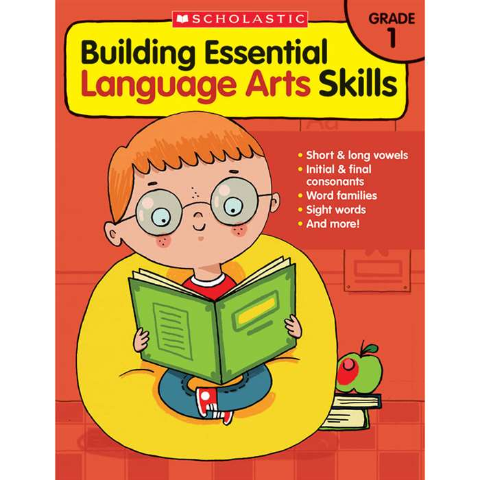 Gr 1 Building Essen Language Arts Skills, SC-585033