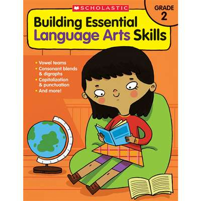 Gr 2 Building Essen Language Arts Skills, SC-585034