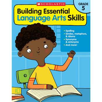 Gr 5 Building Essen Language Arts Skills, SC-585037