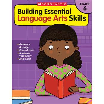 Gr 6 Building Essen Language Arts Skills, SC-585038