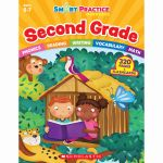 Smart Practice Workbook Second Grade, SC-586253