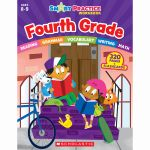 Smart Practice Workbook Fourth Grade, SC-586256