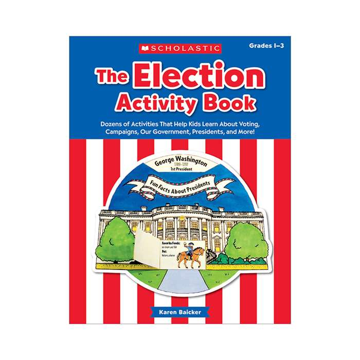 Election Activity Book, SC-803837