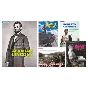 American Heroes 5 Piece Poster St, SC-804632