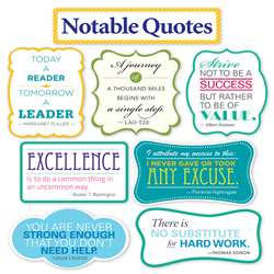 Notable Quotes Bulletin Board St, SC-810509