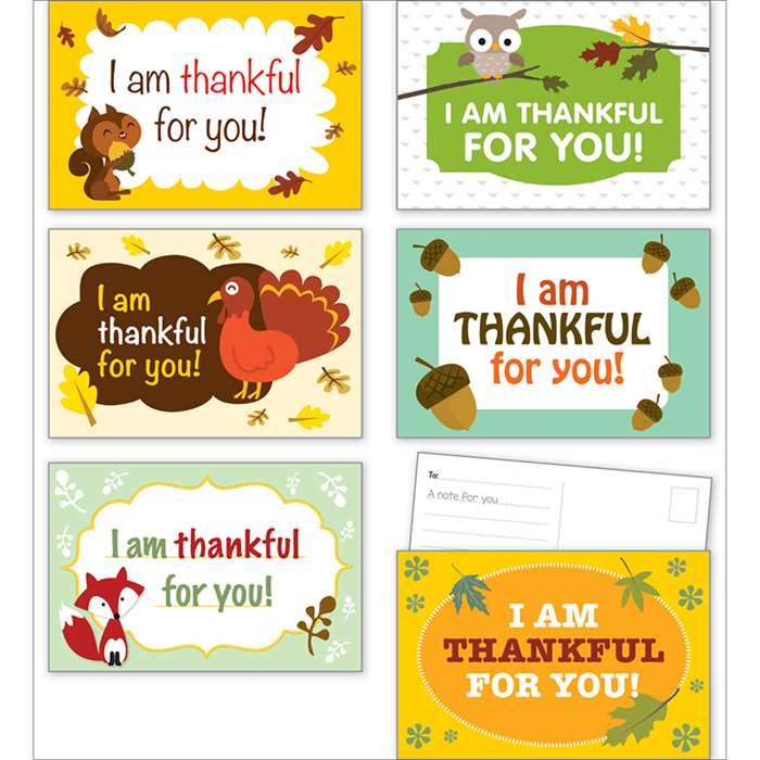 Thanksgiving Postcards, SC-810513