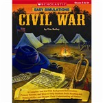Easy Simulations Civil War By Scholastic Books Trade
