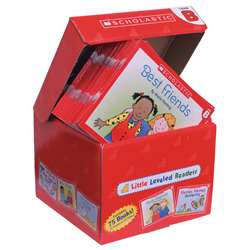 Little Leveled Readers Set B By Scholastic Books Trade