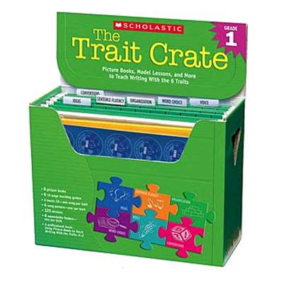 The Trait Crate Gr 1 By Scholastic Teaching Resources