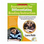 Assessments For Differentiating Reading Instruction By Scholastic Books Trade