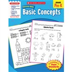 Scholastic Success Basic Concepts By Scholastic Books Trade