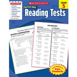 Scholastic Success With Reading Tests Gr 5 By Scholastic Books Trade