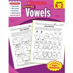 Scholastic Success With Vowels By Scholastic Books Trade