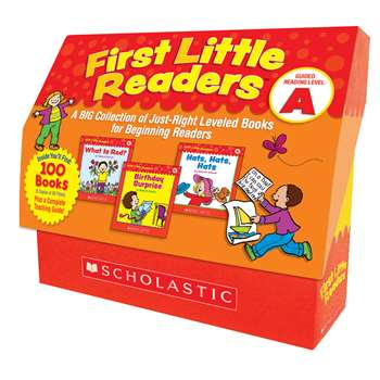 First Little Readers Guided Reading Level A By Scholastic Books Trade