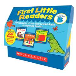 First Little Readers Guided Reading Level B By Scholastic Books Trade