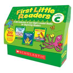 First Little Readers Guided Reading Level C By Scholastic Books Trade