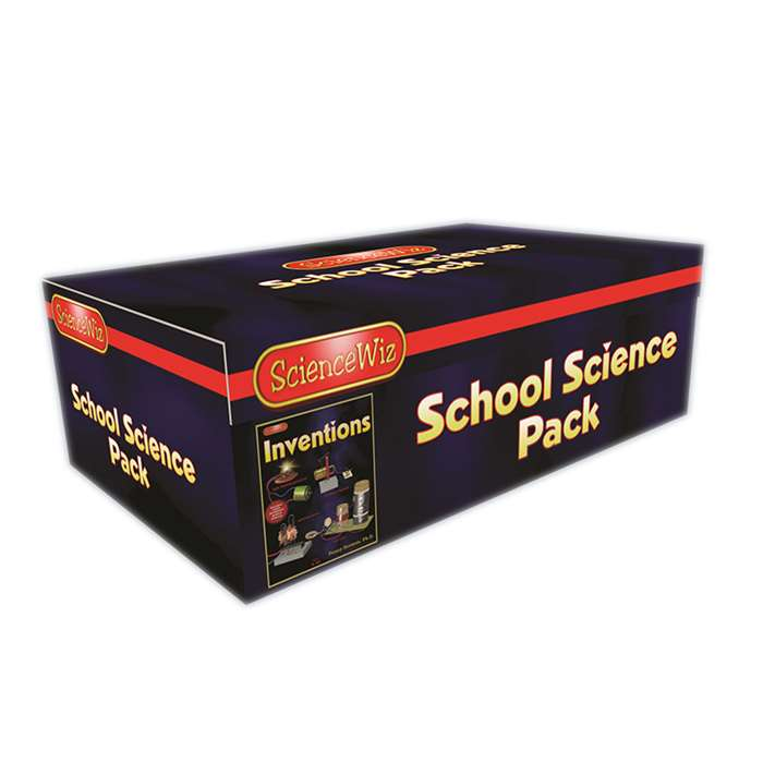 Inventions Science Kit 6 Sets Per Box, SCW99036