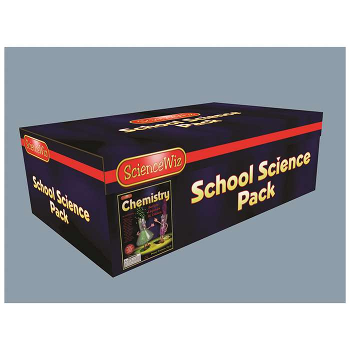 Chemistry Science Kit 12 Sets Per Box, SCW990412